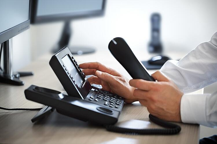 Business continuity telephony VTSL