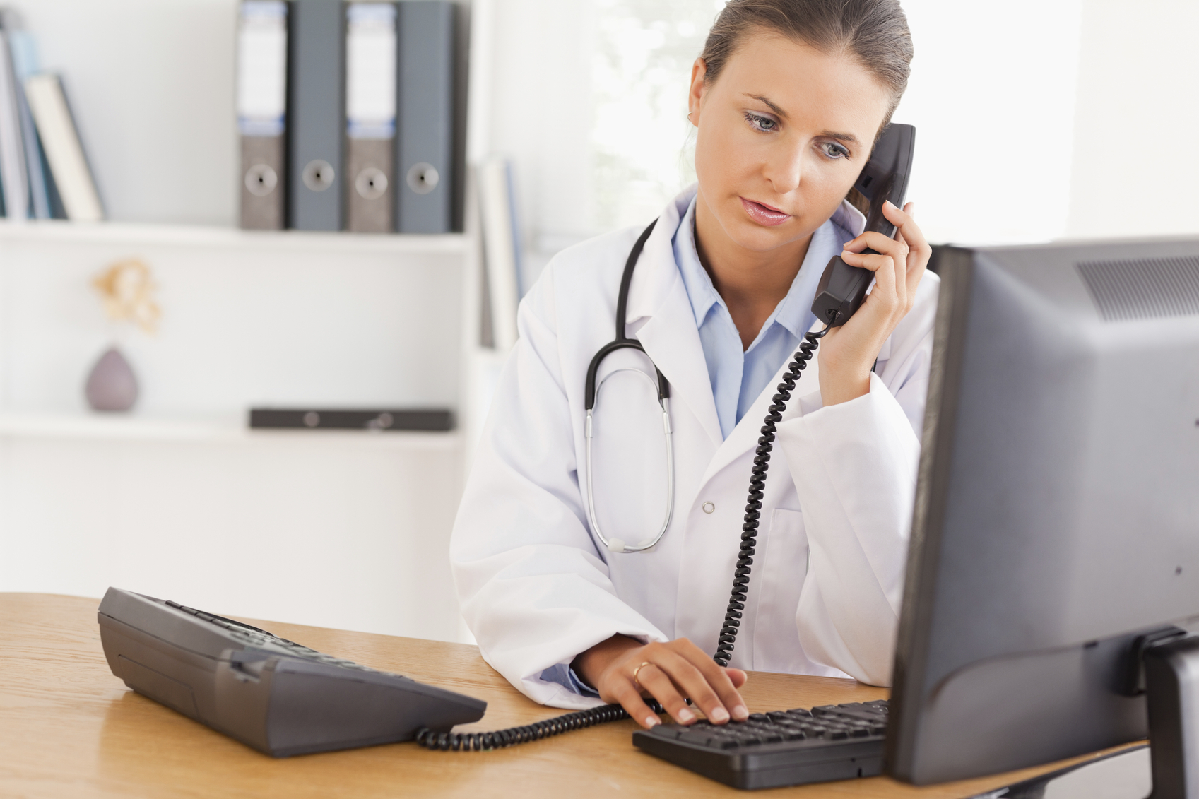 GP Cloud Voice Telephony for GP Pracitces