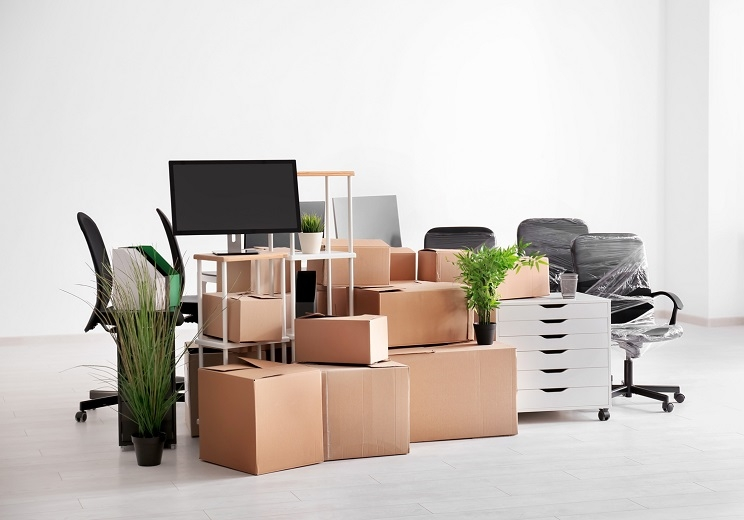 Office moving tips from VTSL