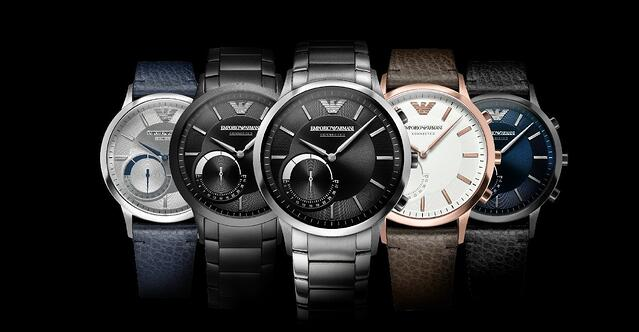 emporio armani connected watch business telephony providers lonon.jpeg