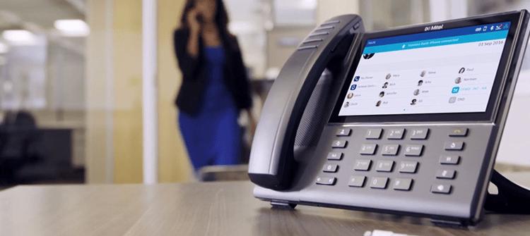 mitel 6900 series bluetooth integration desk phone ip voip provider uk